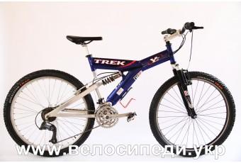 Велосипед Trek Rock Shox