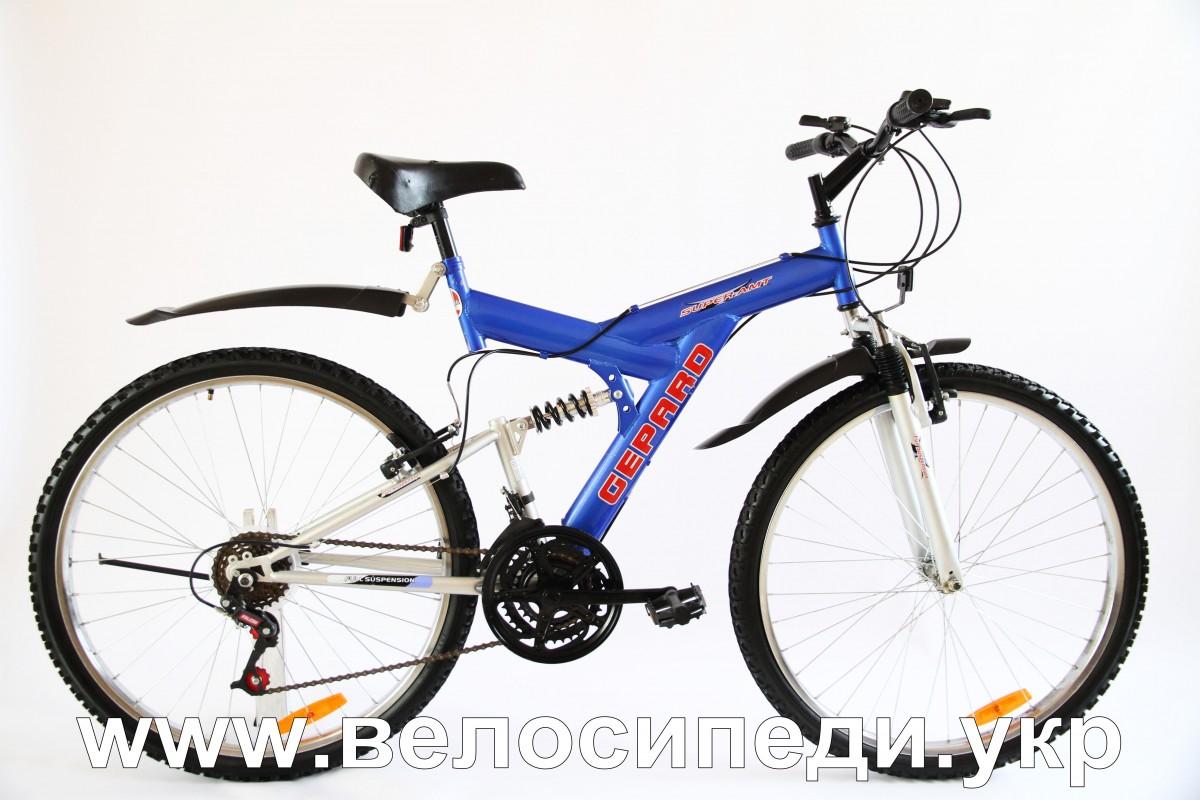 Велосипед Gepard Super-AMT