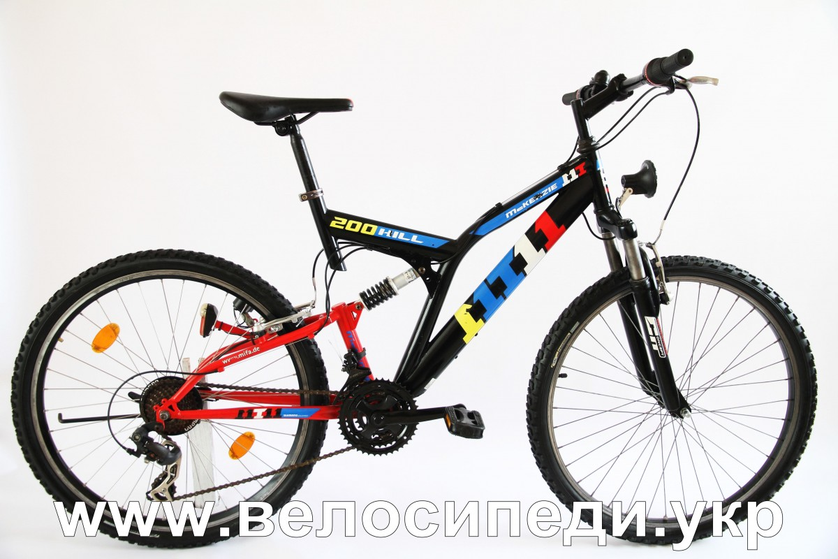 Велосипед McKenzie Hill 200