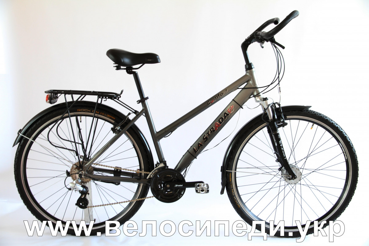 Велосипед La Strada Comfort
