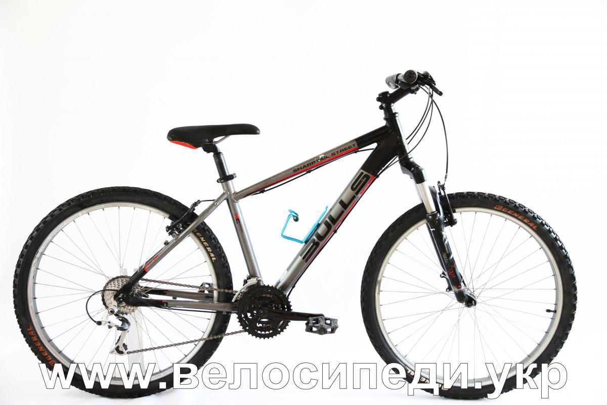 Велосипед Bulls Sharptail Street